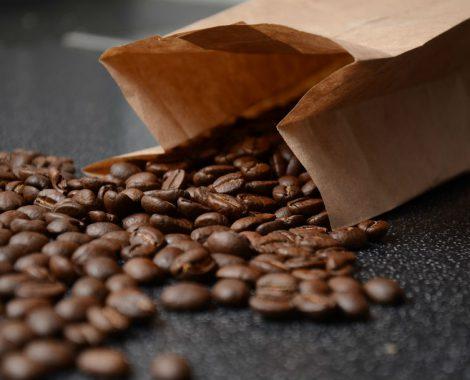 Kaffee Website
